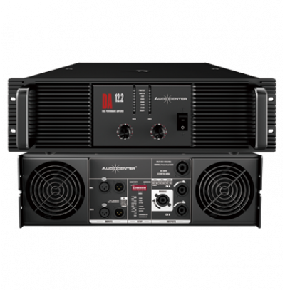Audiocenter Da12.2 Power Amfi 2x1200 Watt