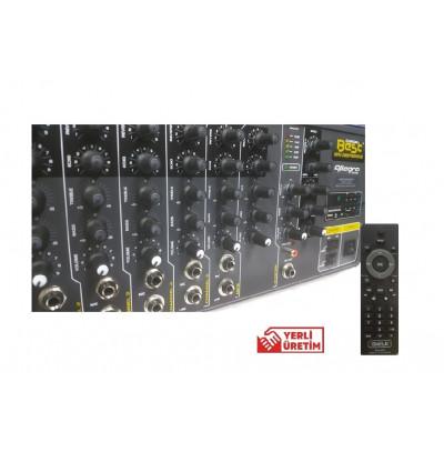 Best Allegro AN500MRUT Amfi Mikser 6 Kanal 500W