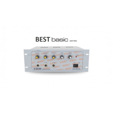 Best Basic AN5075 Amfi Mikser 75 Watt 3 Kanal