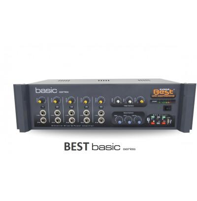 Best Basic AN5100EU Amfi Mikser 100W 5 Kanal