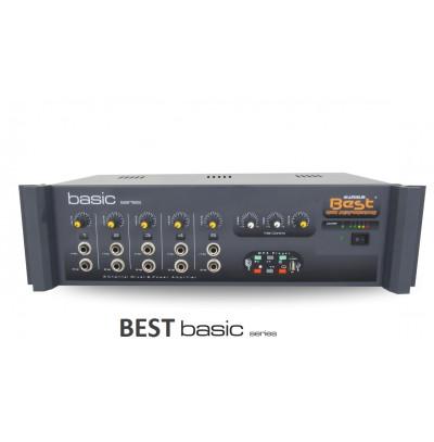 Best Basic AN5100U Amfi Mikser 100W Usb'li  5 Kanal