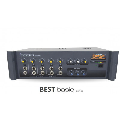 Best Basic AN5150ET Amfi Mikser 150W 5 Kanal