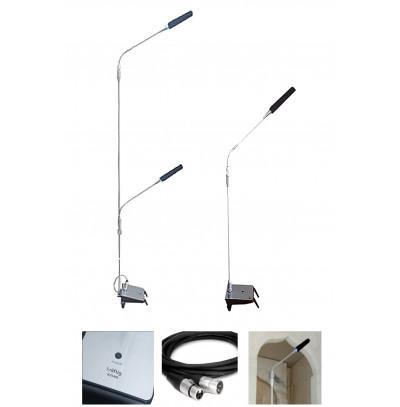 Dmm Mihrap ve Mimber Cami Mikrofon Seti Paket 17