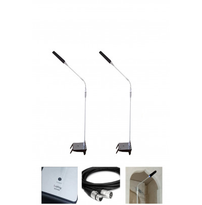 Dmm Mihrap ve Mimber Cami Mikrofon Seti Paket 23