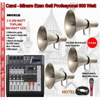 Cami Ezan Minare Ses Sistemi Paket 1