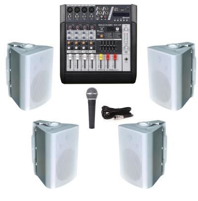 Cami Profesyonel Vaaz Ses Sistemi Paket 3