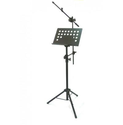 Ctt M2AN Mikrofon Sehpası + Nota Standı