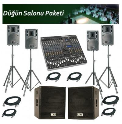 Düğün Salonu Ses Paket 4
