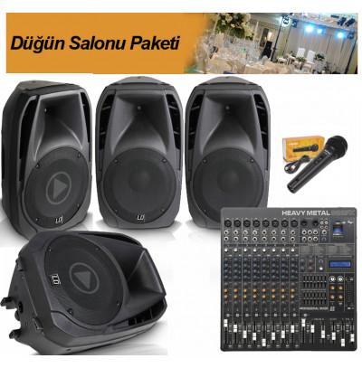 Düğün Salonu Ses Paket 9