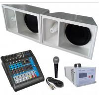 Araç Üstü Ses Sistemi Paketi 2