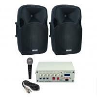 Araç Üstü Ses Sistemi Paketi 4