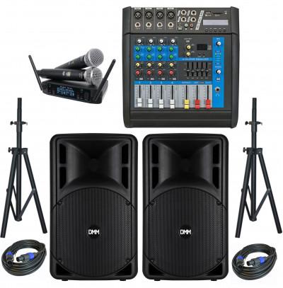 Dmm Toplantı Salonu Ses Sistemi 11