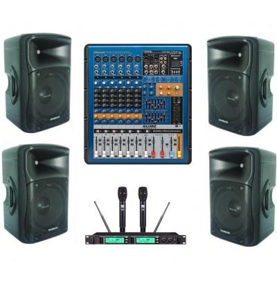 Dmm Toplantı Salonu Ses Sistemi 12