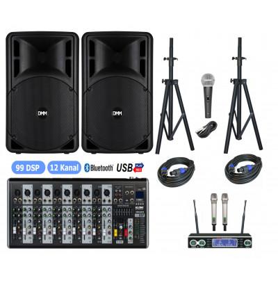 Dmm Toplantı Salonu Ses Sistemi 13