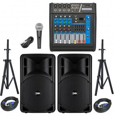 Dmm Toplantı Salonu Ses Sistemi 14