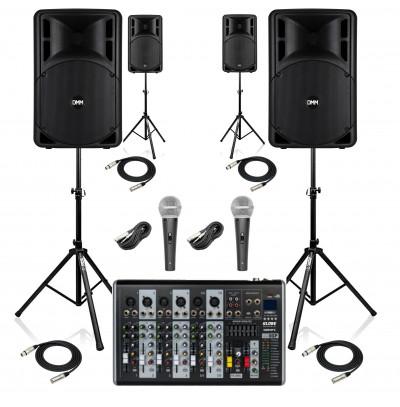 Dmm Toplantı Salonu Ses Sistemi 15