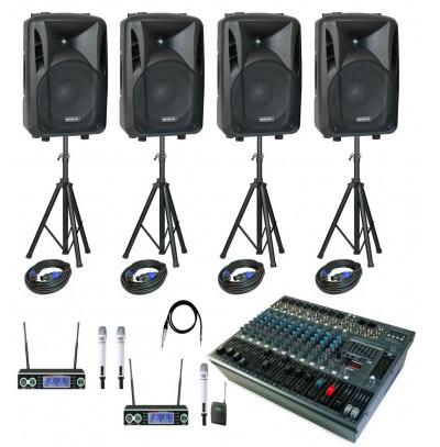 Dmm Toplantı Salonu Ses Sistemi 16