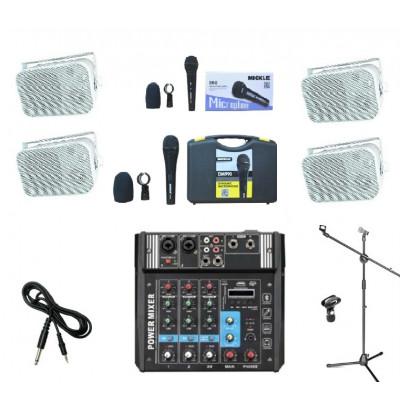 Dmm Toplantı Salonu Ses Sistemi 17
