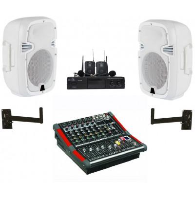 Dmm Toplantı Salonu Ses Sistemi 18