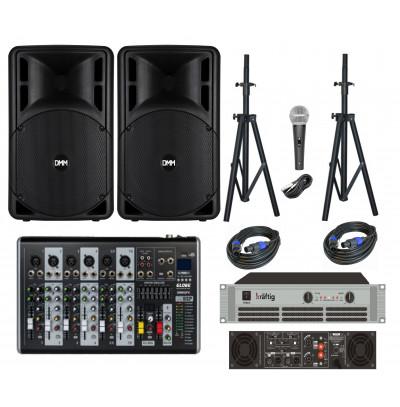 Dmm Toplantı Salonu Ses Sistemi 21