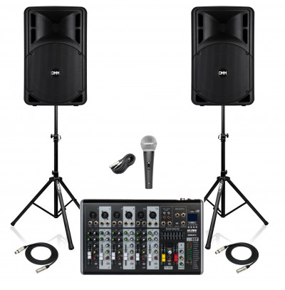Dmm Toplantı Salonu Ses Sistemi 22