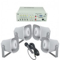 Seçim Arabası Ses Sistemi Paket