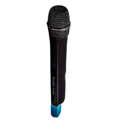 Doppler DM200 Yedek Kablosuz El Tipi Telsiz Mikrofon Ünitesi
