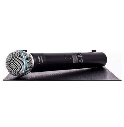 Doppler DM500 Yedek Kablosuz Telsiz Mikrofon Ünitesi (Siyah taşlı)