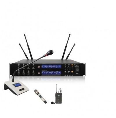 Doppler Dmt8000 Kablosuz Mikrofon Seti 8 li