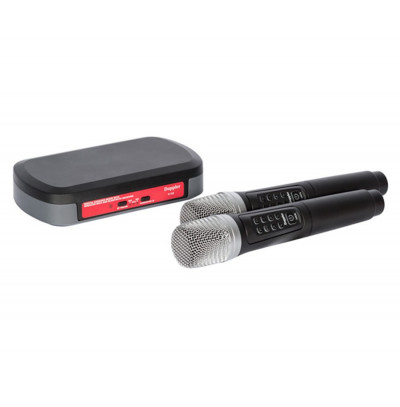 Doppler K102  Bluetoothlu 2li Karoke Mikrofon Seti