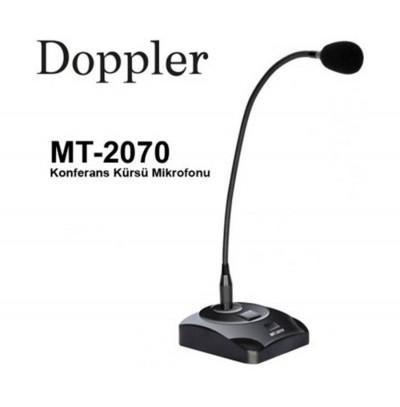 Doppler Mt2070 Masa Tipi Kürsü Mikrofonu