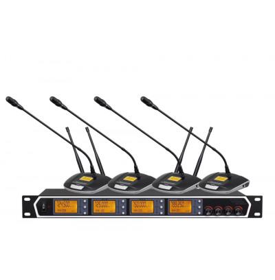 Electro Dynamic Dy-4000D Kablosuz Kürsü Mikrofon Seti