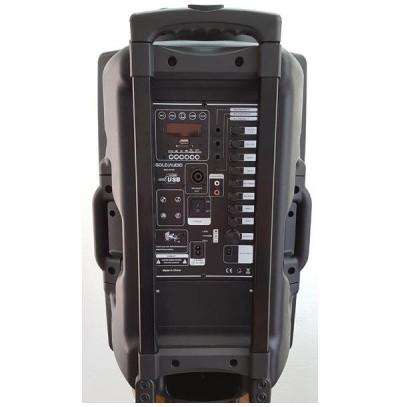 Gold Audio Bns-9915D EY Taşınabilir Hoparlör Sistemi