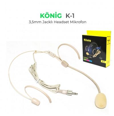 König K 1 Headset Mikrofon