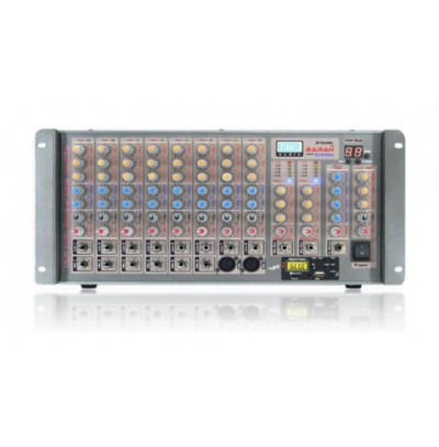 Limit Audio Baran S1000 Amfi Mikser Stereo 1000 Watt