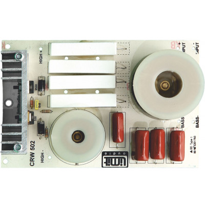 Limit Audio Crw-502 Hoparlör Filtresi Bas - Tiz