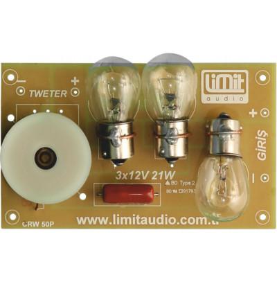 Limit Audio Crw-50P Crossower Filtre Devresi Tiz