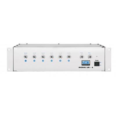 Limit Audio Lm-6 Mikser 6 Kanal