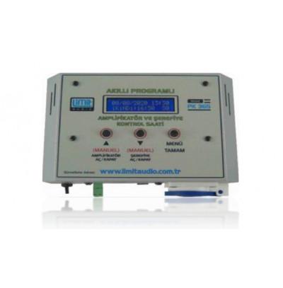 Limit Audio Pf-365R Programlı Fabrika Saati