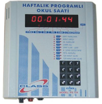 Limit Audio Ps-724 Programlı Okul Saati