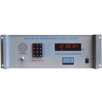 Limit Audio Ps-724R Programlı Okul Saati