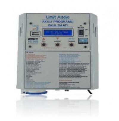 Limit Audio Ps-365D Uk Akıllı Okul Zil Saati