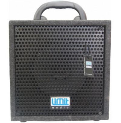 Limit Audio Sa-4100 Taşınabilir Çanta Amfi