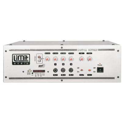 Limit Audio Sa24-500S Tekne Ve Seçim Aracı Amfi Sistemi