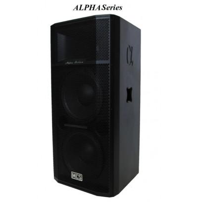 Mcs Alpha A215-4 Dsp Aktif Kule Kabin