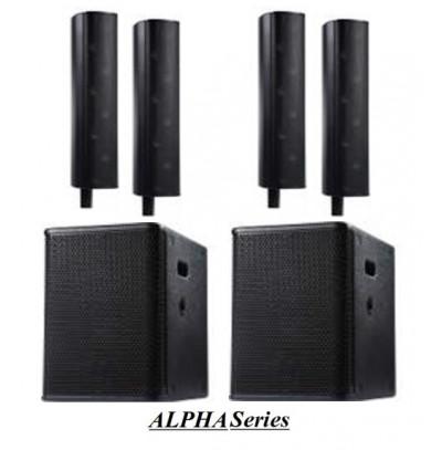 Mcs Alpha Sistem2 Amfili Hoparlör Sistemi