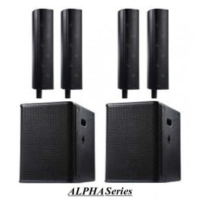 Mcs Alpha Sistem3 Amfili Hoparlör Sistemi