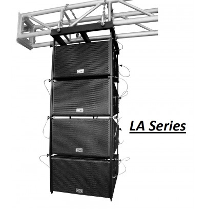 Mcs La Quadro 2Dsp Set Aktif Line Array Sistem