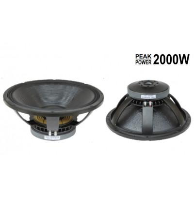 Mickle W1820-4 Subbass Hoparlör 15 inch 2000 Watt