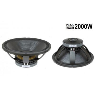 Mickle W1820-8 Subbass Hoparlör 15 inch 2000 Watt